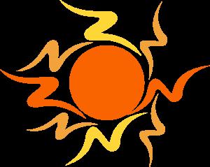 Zon Sun Icon Image
